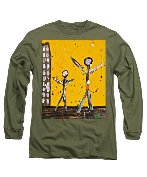 Parades 1 Long Sleeve T-Shirt