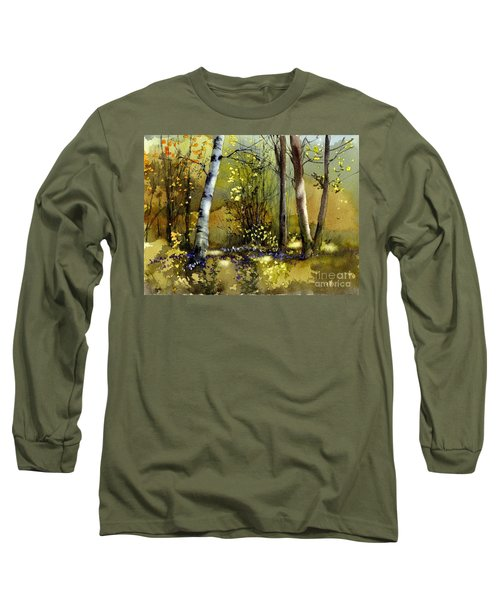 Paradise Summer Long Sleeve T-Shirt