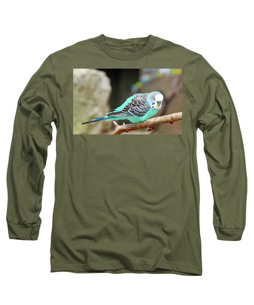 Parakeet  Long Sleeve T-Shirt