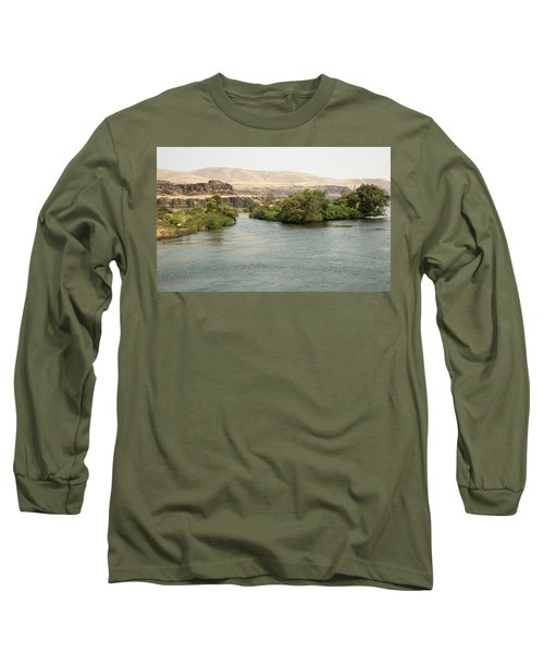 Parapet  1 Long Sleeve T-Shirt