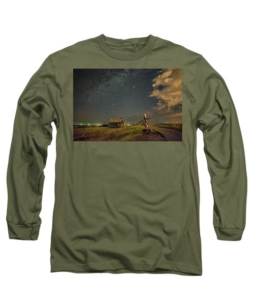 Pareidolia  Long Sleeve T-Shirt