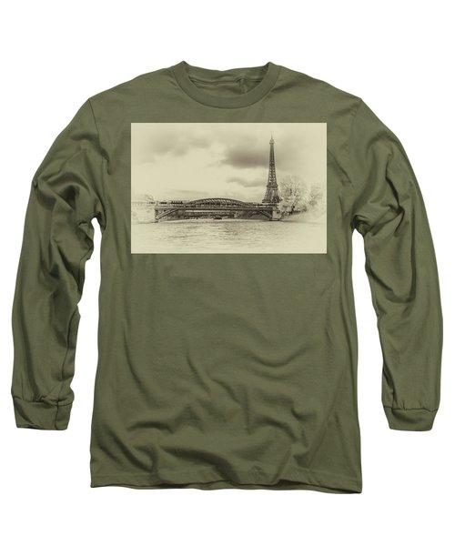 Paris 2 Long Sleeve T-Shirt