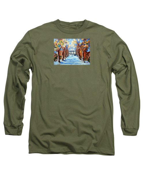 Park Zrinjevac Long Sleeve T-Shirt