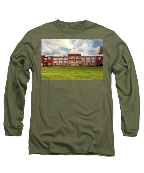 Parkersburg High School - West Virginia Long Sleeve T-Shirt by L O C