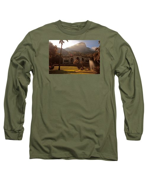 Parque De Lague Long Sleeve T-Shirt