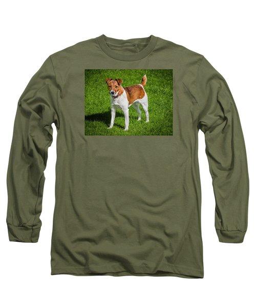 Parson Jack Russell Long Sleeve T-Shirt