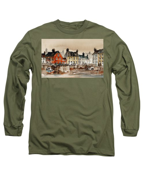 Passage East Harbour, Waterford Long Sleeve T-Shirt