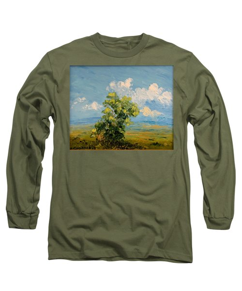 Passing Clouds Long Sleeve T-Shirt