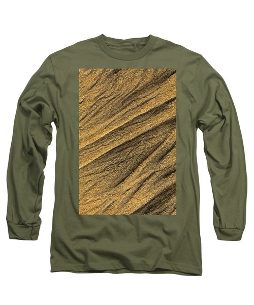 Paterns In The Sand Long Sleeve T-Shirt