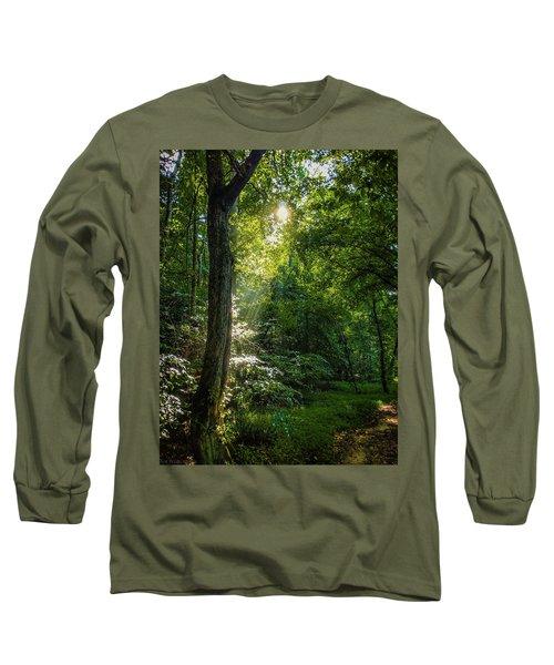 Path Lighting Long Sleeve T-Shirt