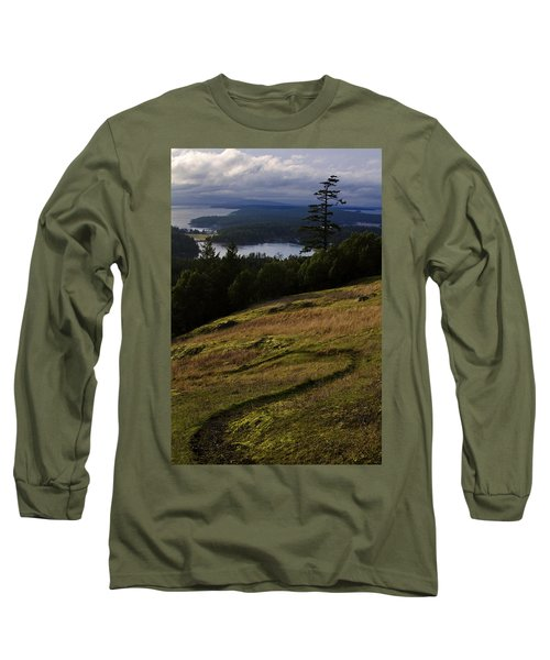 Path Of Enlightenment Long Sleeve T-Shirt