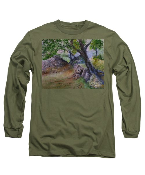 Path To Nowhere Long Sleeve T-Shirt