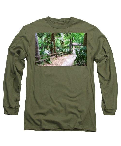 Path To Shade Long Sleeve T-Shirt