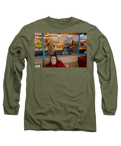 Pathawks Long Sleeve T-Shirt