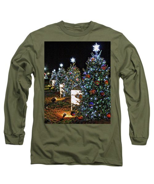 Pathway Of Peace Long Sleeve T-Shirt
