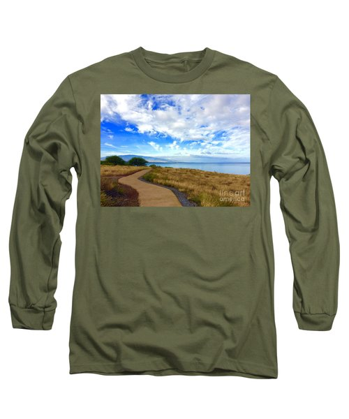 Pathway To Heaven Long Sleeve T-Shirt