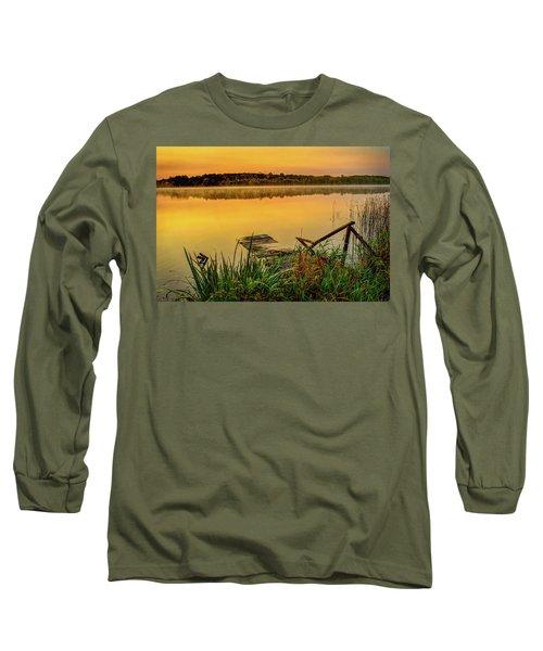Patient Pier Long Sleeve T-Shirt
