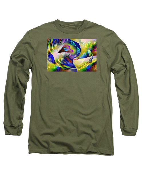 Pattern 287 _ Match Long Sleeve T-Shirt