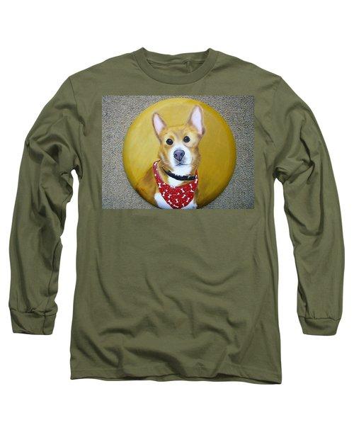 Patti's Grand-dog Long Sleeve T-Shirt