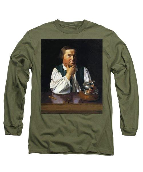 Paul Revere 1770 Long Sleeve T-Shirt