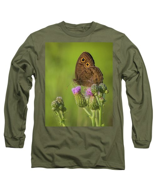 Long Sleeve T-Shirt featuring the photograph Pauper's Throne by Bill Pevlor