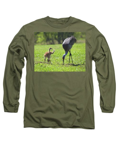 Pay Attention Long Sleeve T-Shirt
