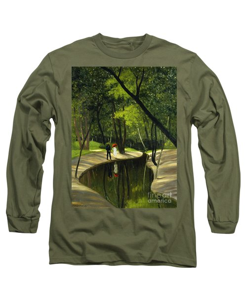 Paysage Du Boulogne, 1919  Long Sleeve T-Shirt