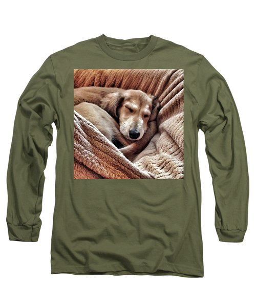 Peace At Last #saluki Long Sleeve T-Shirt