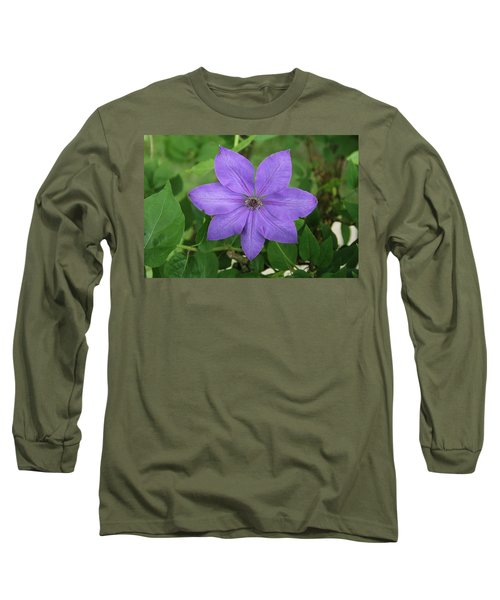 Clematis  Long Sleeve T-Shirt