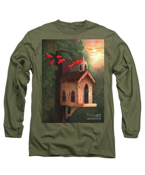Peaceful Autumn Long Sleeve T-Shirt