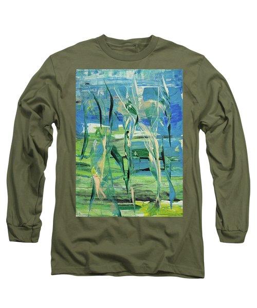 Peaceful Dreams Long Sleeve T-Shirt