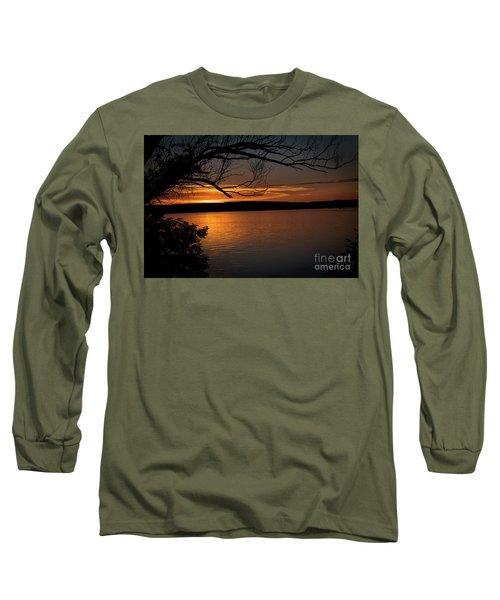 Peaceful Nights Long Sleeve T-Shirt