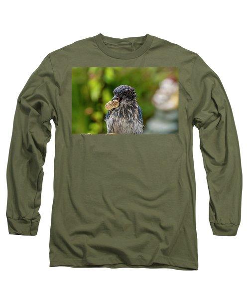 Peanut Hunter Long Sleeve T-Shirt