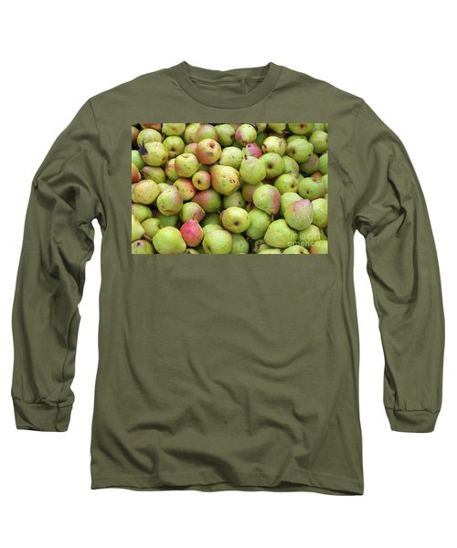 Pear Harvest Long Sleeve T-Shirt