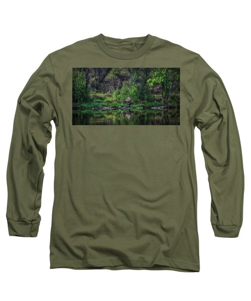 Pena Blanca Lake, Az Long Sleeve T-Shirt