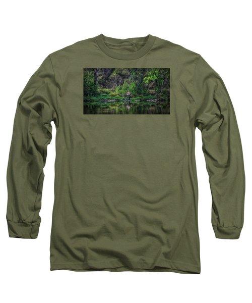 Pena Blanca Lake, Az Long Sleeve T-Shirt