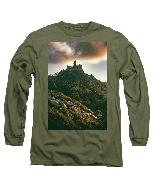 Pena Palace, Sintra Long Sleeve T-Shirt
