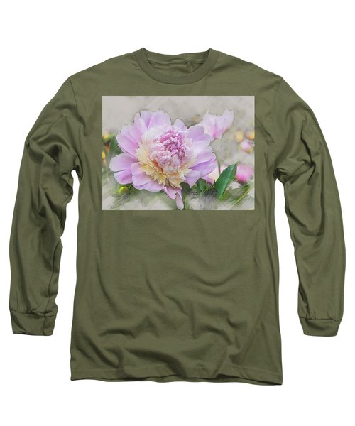 Peony 2 Long Sleeve T-Shirt