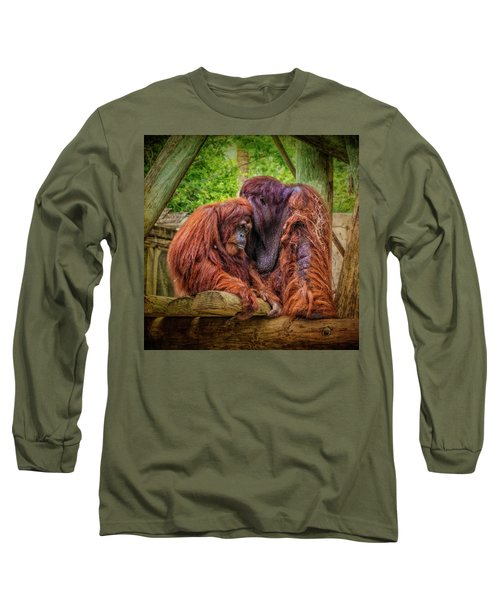 People Of The Forest Long Sleeve T-Shirt