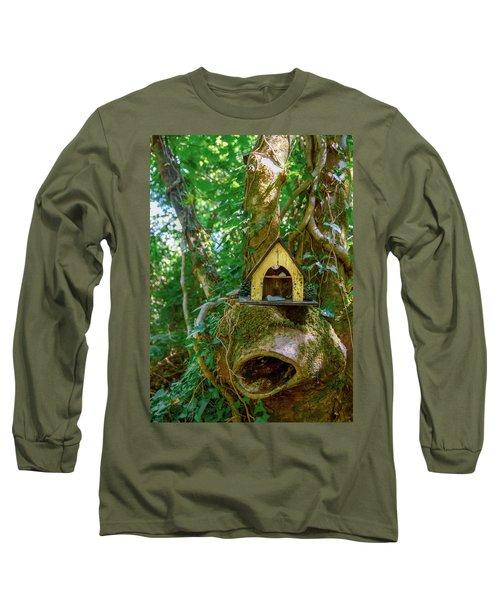 Perch Long Sleeve T-Shirt