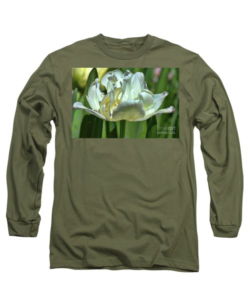 Perfect Love Long Sleeve T-Shirt by Diana Mary Sharpton