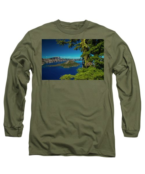 Perfect Picture Frame Long Sleeve T-Shirt