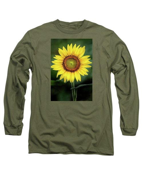 Perfect Sunflower Long Sleeve T-Shirt
