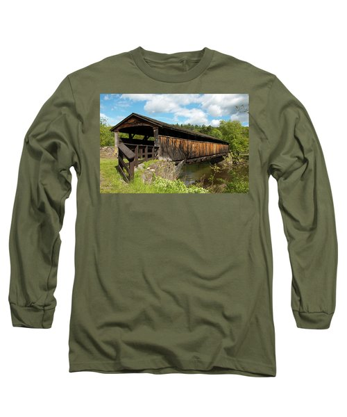 Perrine's Bridge In May Long Sleeve T-Shirt