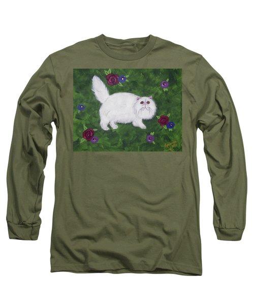 Persian Meadow Long Sleeve T-Shirt