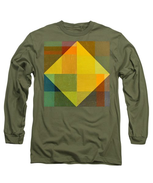Perspective In Color Collage 2 Long Sleeve T-Shirt