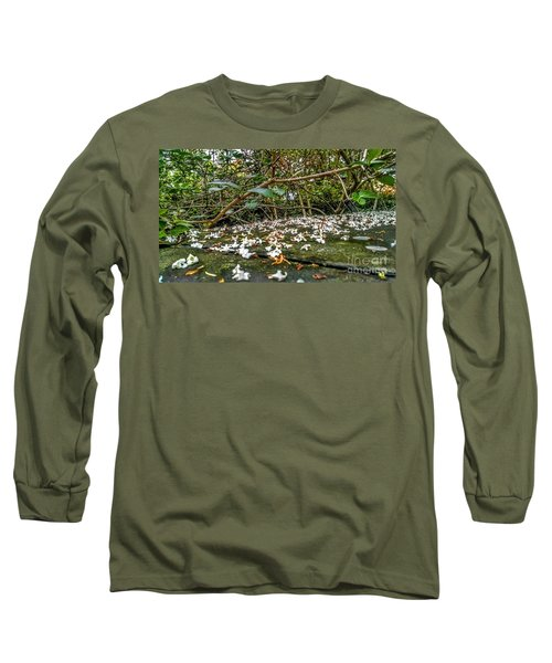 Petal And Stone Long Sleeve T-Shirt
