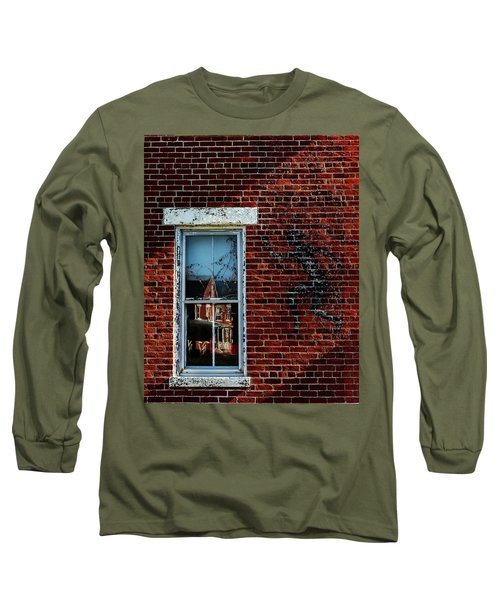 Peter Pan's Shadow Long Sleeve T-Shirt