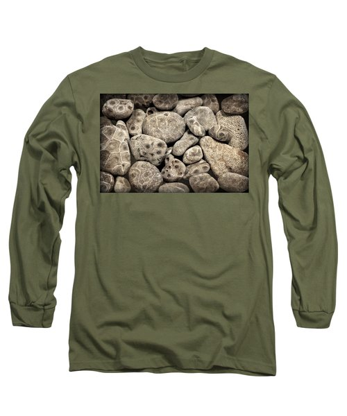 Petoskey Stones Vl Long Sleeve T-Shirt