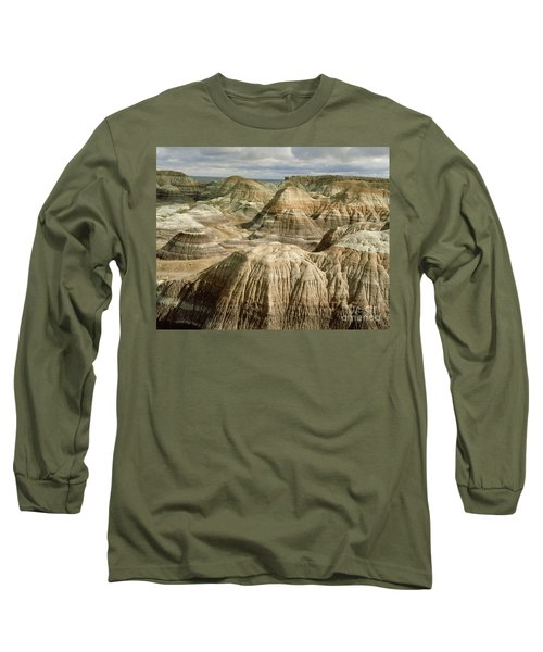 Petrified Forest, Arizona Long Sleeve T-Shirt